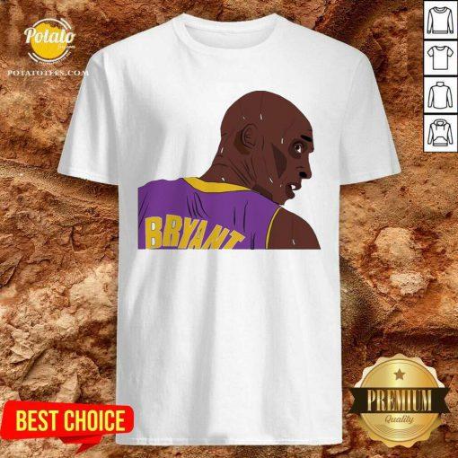 Kobe Bryant Never Die 2021 Hoodie - Design by Potatotees.com