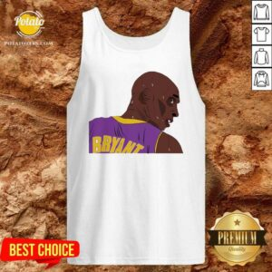 Kobe Bryant Never Die 2021 Tank-Top - Design by Potatotees.com