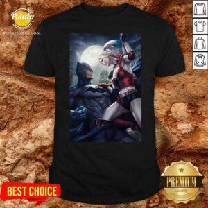 Good Batman And Harley Quinn 2020 Shirt - Design by potatotees.com