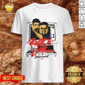 Gmm Merch Rhett Link Live In Concert 2019 Shirt - Design by Potatotees.com