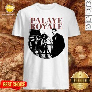 Palaye Royale Merch Shirt- Design by Potatotees.com