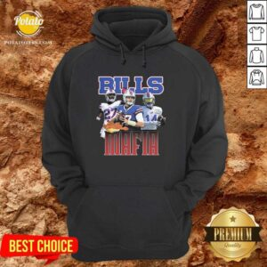 Buffalo Bills Mafia Nfl Hoodie - Design by Potatotees.com