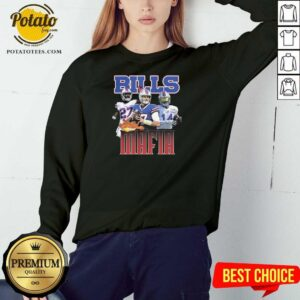 Buffalo Bills Mafia Nfl Sweatshirt - Design by Potatotees.com