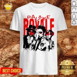 Palaye Royale Merch Photo Shirt- Design by Potatotees.com