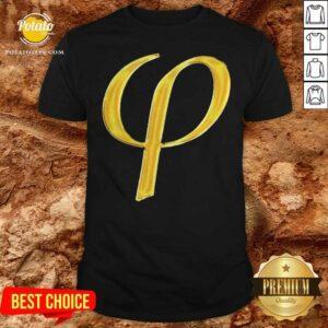 2021 Golden Ratio Shirt - Design by Potatotees.com