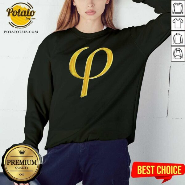 2021 Golden Ratio Sweatshirt - Design by Potatotees.com