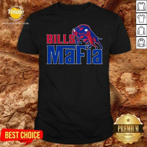 Buffalo Bills Mafia Shirt - Design by Potatotees.com