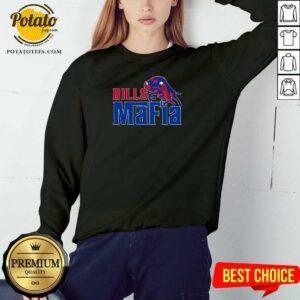 Buffalo Bills Mafia Sweatshirt - Design by Potatotees.com