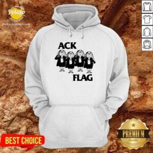 Cathy Ack Flag Hoodie - Design By Potatotees.com