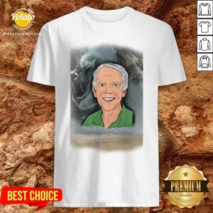Jeremy Bulloch Shirt - Design by Potatotees.com