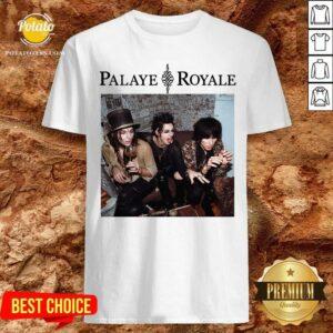 Palaye Royale Merch Album Art Shirt- Design by Potatotees.com