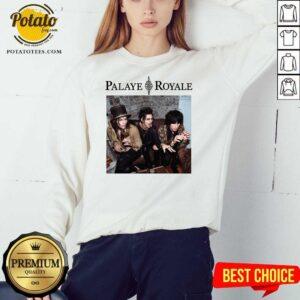 Palaye Royale Merch Album Art Sweatshirt- Design by Potatotees.com