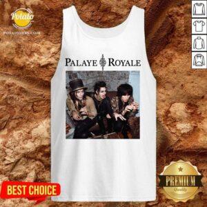 Palaye Royale Merch Album Art Tank-Top- Design by Potatotees.com