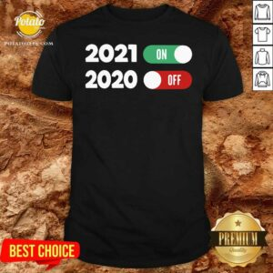 New Years Eve Happy New Year 2021 Shirt - Design by Potatotees.com