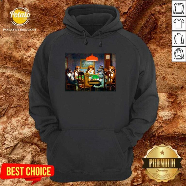 Top Dogs Cassius Marcellus Coolidge A Friend In Need Hoodie - Design by potatotees.com