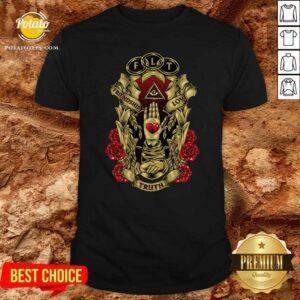 FLT Friendship Love Truth Shirt - Design By Potatotees.com