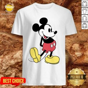 Beautiful Mickey Mouse Vintage Shirt - Design By Potatotees