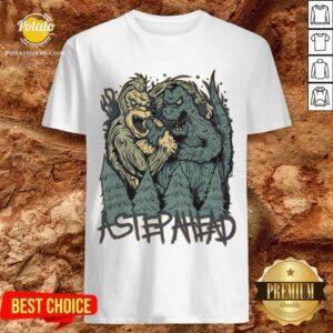 Kong Vs Godzilla Shirt