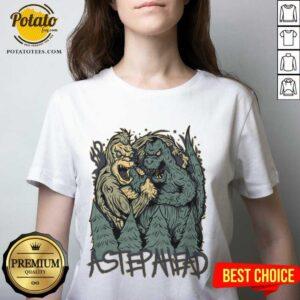 Kong Vs Godzilla V-neck