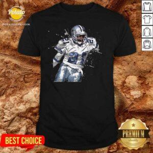 Dallas Cowboys Football Players 21 NFL Playoffs Shirt - Design By Potatotees.com