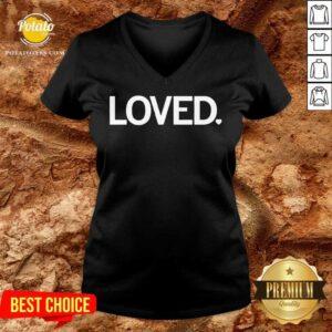 I'm Loved V-neck