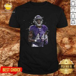 Baltimore Ravens Football Players 44 NFL Playoffs Shirt - Design By Potatotees.com