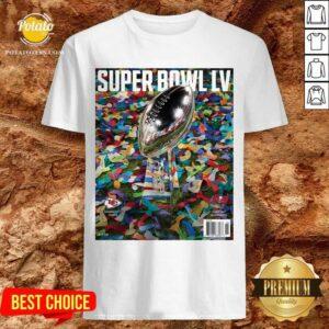 Tampa Bay Buccaneers Vs Kansas City Chiefs Super Bowl LV Champion 2021 Shirt