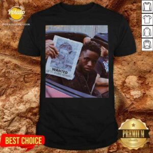 Tay K Wanted 2021 Shirt - Design By Potatotees.com