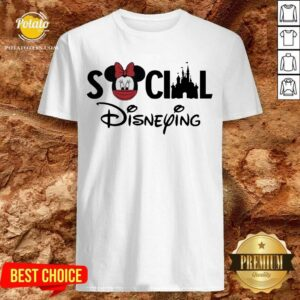 Mickey Mouse Face Mask Social Disneying Shirt