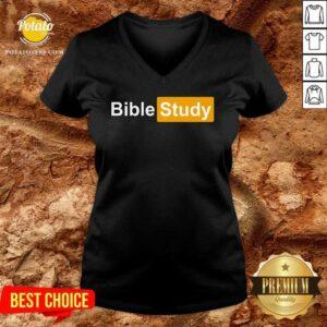 Bible Study V-neck