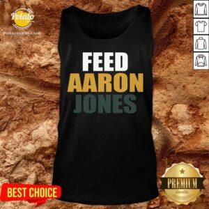 Feed Aaron Jones Tank-Top