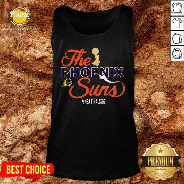 Funny The Phoenix Suns Tank Top