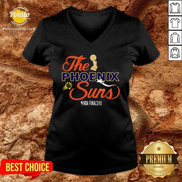 Funny The Phoenix Suns V-neck