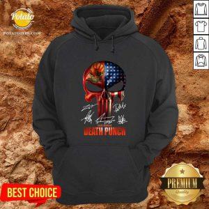 Pretty Five Finger Death Punch Skull Hoodie